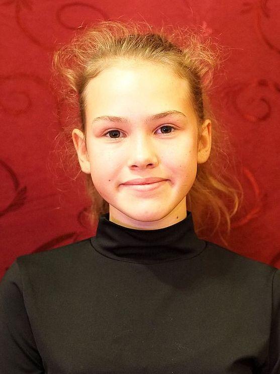 Ева Агафонова