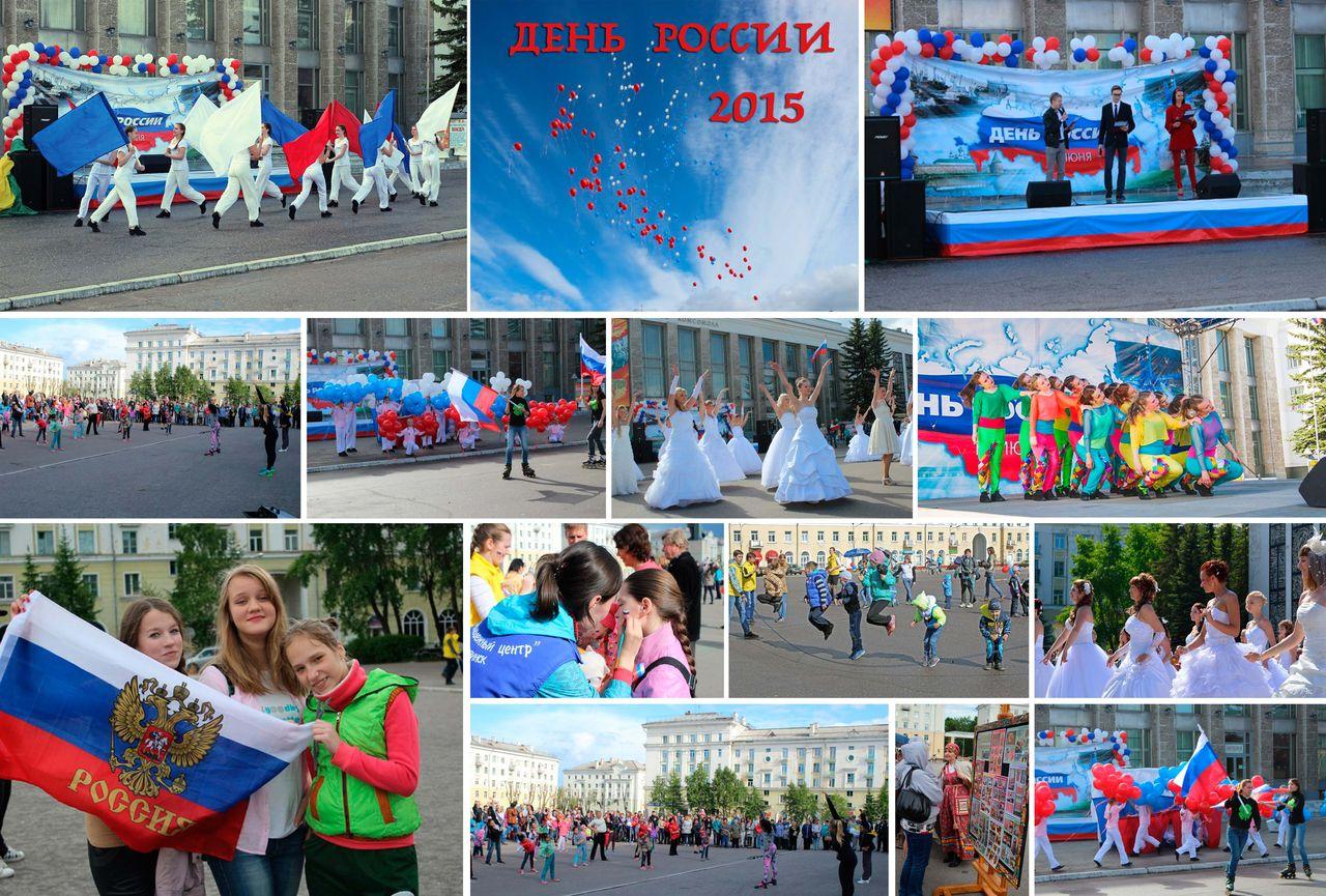 День Победы в Северодвинске!